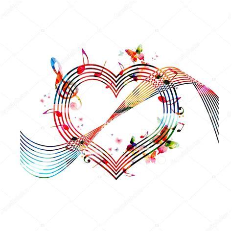 imagenes de notas musicales en colores notas musicales de colores www imgkid com the image