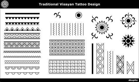 ancient filipino tattoo designs the beautiful history and symbolism of philippine