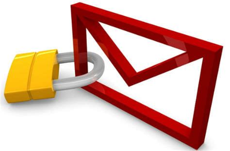 how to send encrypted or password protected emails for