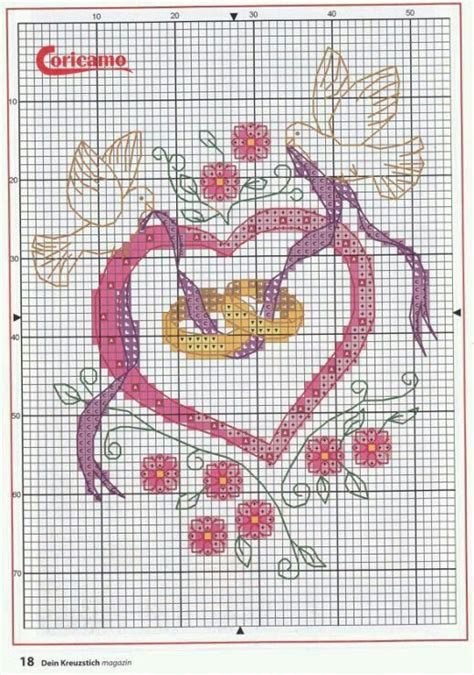 Wedding Announcement Cross Stitch Patterns by 517 Best Images About Wedding Cross Stitch On