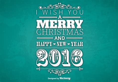 typographic merry christmas design   vector art stock graphics images