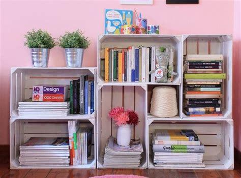 da libreria libreria originale con materiale di riciclo 20 idee
