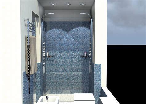 luce per doccia bagno con pianta progetto e costi dei lavori prima