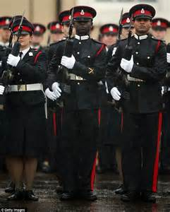 british army records centre officers and british army now that s girl power sandhurst s best soldier this year