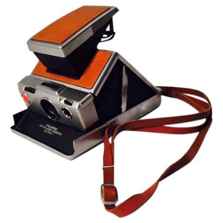 vintage polaroid sx 70 land camera alpha 1 | chairish