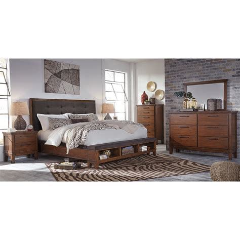 signature design bedroom furniture signature design by ashley ralene queen bedroom group