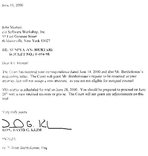 Child Support Letter To Judge Child Support Disaster