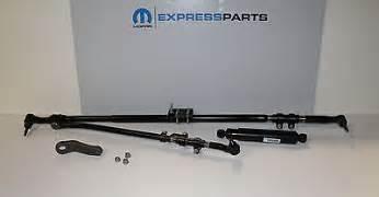 dodge ram 2500 3500 4x4 steering drag link linkage upgrade