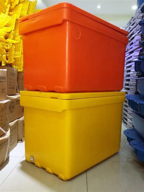 Murah Box Kontainer Container 50 Liter Serbaguna Shinpo jual cool box 220 liter harga murah sidoarjo oleh pt polymas nusantara surabaya