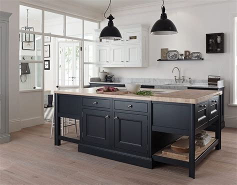 Handmade Painted Kitchens - handmade bespoke kitchens by broadway birmingham luxury