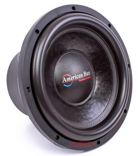 New American Bass Xfl1222 new american bass xfl1244 2000w 12 quot dual 4 ohm xfl series car power subwoofer ebay