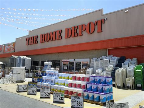 the home depot mexicali
