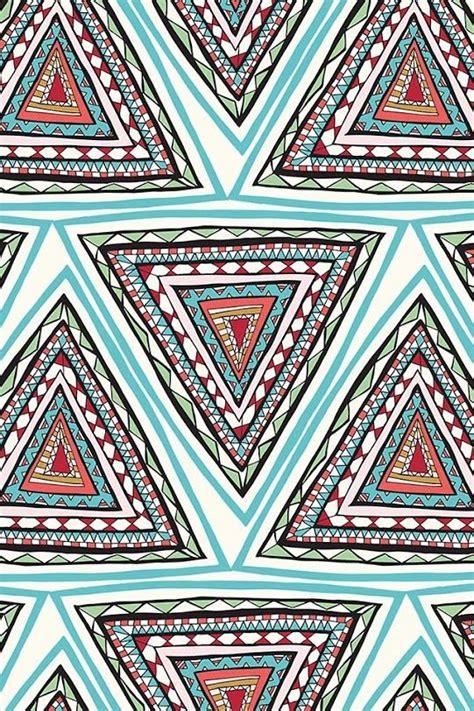 tribal geometric pattern prints patterns print pattern triangle patterns
