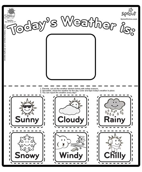 free weather radar coloring pages