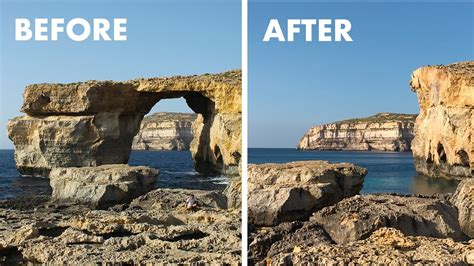azure window before and after azure window before and after geologist insists no one