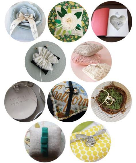cuscini portafedi originali cuscino portafedi 10 idee originali sposalicious