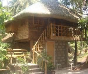 modern nipa hut floor plans modern nipa house design images