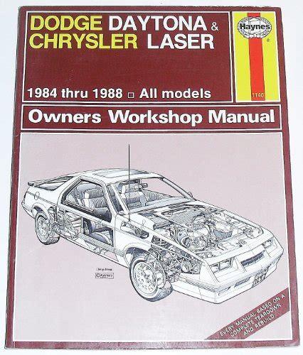 service manual auto body repair training 1984 dodge daytona user handbook 1969 dodge charger service manual auto body repair training 1984 dodge daytona user handbook