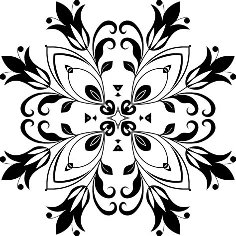 clipart flourishing floral design 13 loversiq