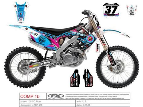 mx graphics design your own girl dirt bike decals new bike graphics for hangtown
