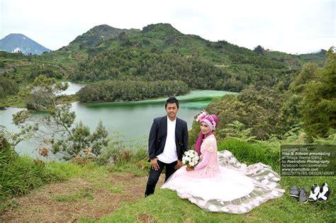 Wedding Jawa Tengah by 7 Foto Pre Wedding Di Telaga Warna Dieng Obyek Wisata