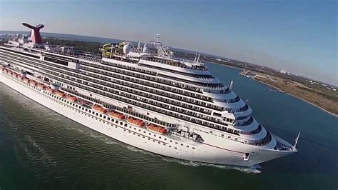 cape canaveral cruise carnival cruise departing canaveral
