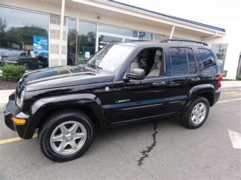 2004 Jeep Liberty Specs 2004 Jeep Liberty Limited 4x4 Data Info And Specs