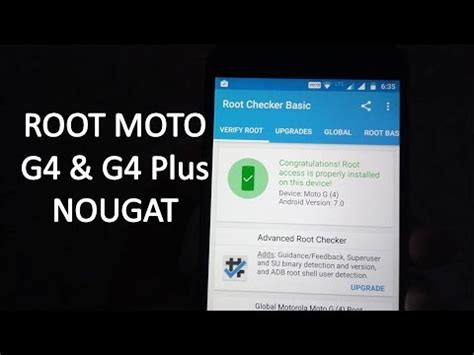 how to root nougat 7.0, 7.1 and 7.1.1 without pc || twr