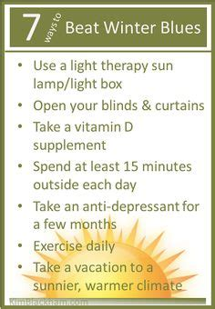 light therapy lada tips to cope with seasonal affective disorder sad