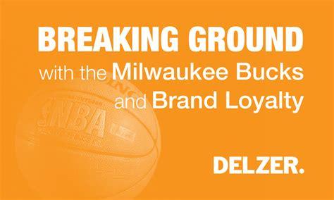 bucks brand breaking ground with the milwaukee bucks brand loyalty