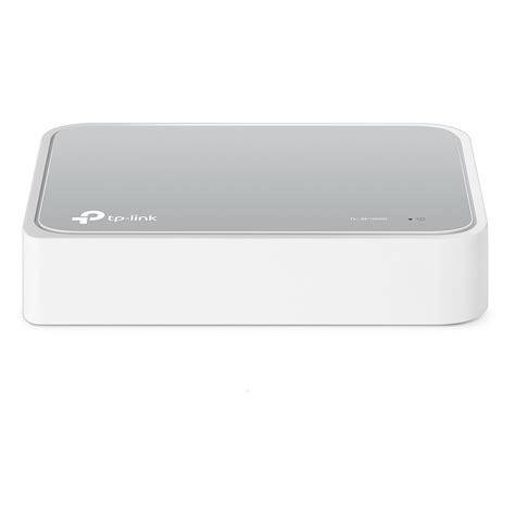 Swite Hub Tp Link 5 Port Tl Sf1005d tp link tl sf1005d 5 port 10 100 mbps unmanaged desktop switch ethernet white ebay