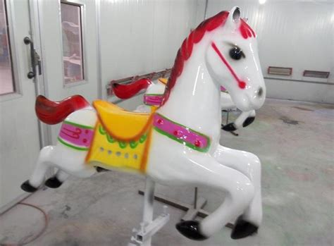 pin carousel horses for sale uk on pinterest