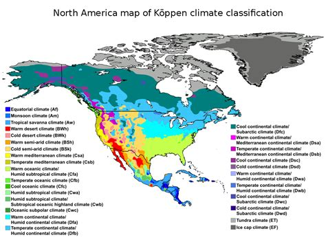america humidity map file america map of k 246 ppen climate classification