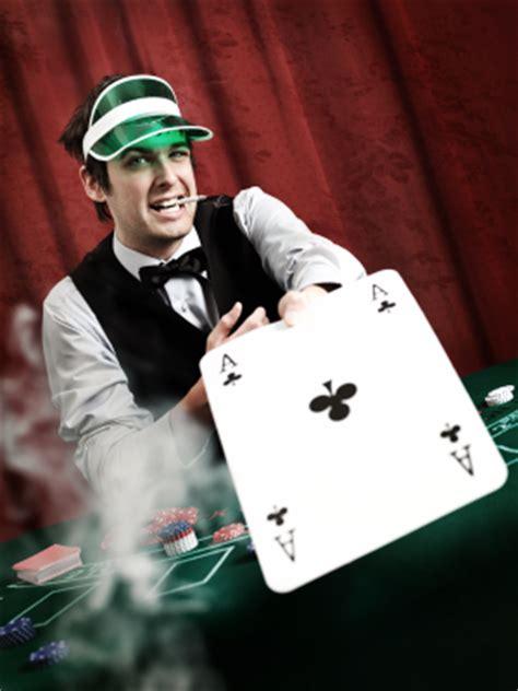 #9: Your Three Card Poker Dealer   Gambling Casino Cruise