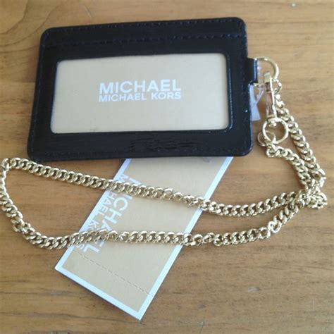 Michael Kors Gift Card Discount - 46 off michael kors accessories michael kors nwt id credit card holder from jill