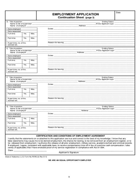 Alabama Administrative Office Of Courts by Employment Application Alabama Free