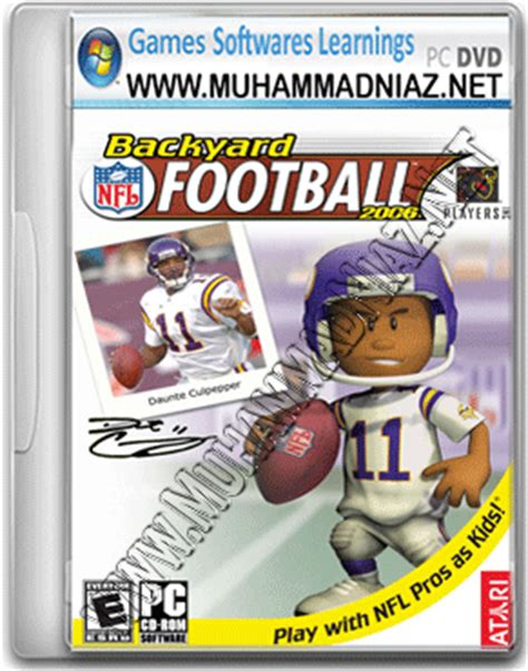backyard football pc download backyard football 2006 free download pc game full version