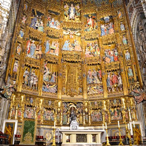Ceiling Art by Quot Holy Toledo Quot A Visit To The Cathedral Of Toledo Spain