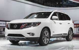 2015 Nissan Suv Models 2016 Nissan Pathfinder Review Release Date 2016 2017