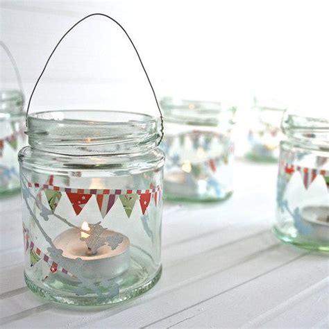que puedo hacer con frasquitos de vidrio para un baby shower 14 ejemplos para decorar frascos de vidrio de mermelada
