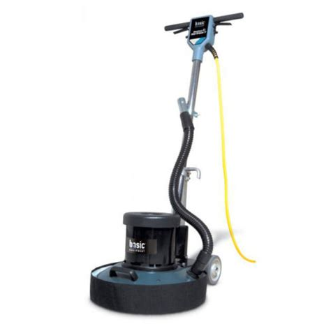 basic coatings floor 17 inch dustless floor machine