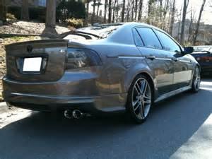 Acura Tl Type S 2006 Depo 2004 2005 2006 2007 2008 Acura Tl Type S Black