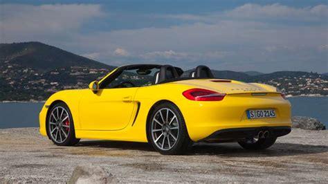 Porsche Gebraucht Deutschland by Porsche Boxster Gebraucht Kaufen Bei Autoscout24