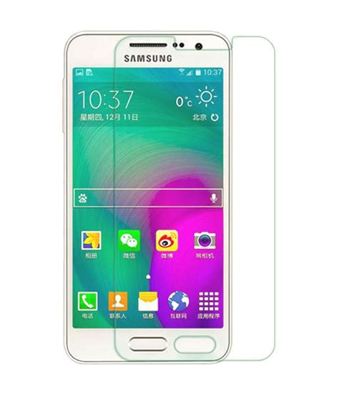 kartik tempered glass screen guard for samsung galaxy grand prime g530 buy kartik tempered