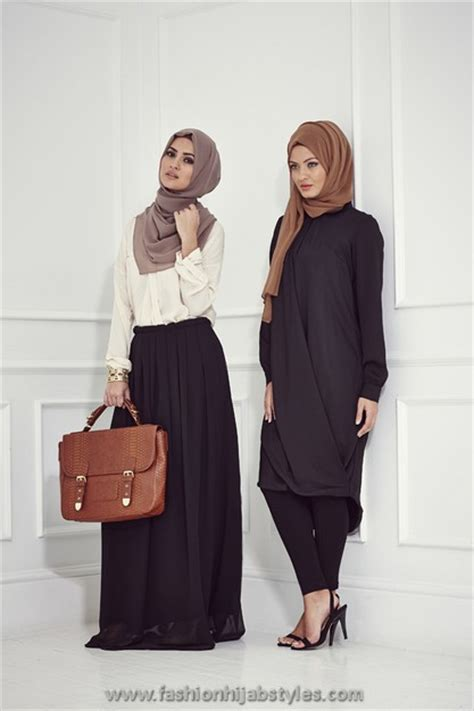 Dress Inayah 001 inayah collection 2014 and abaya styles lookbook new fashion abayas new modern fashion