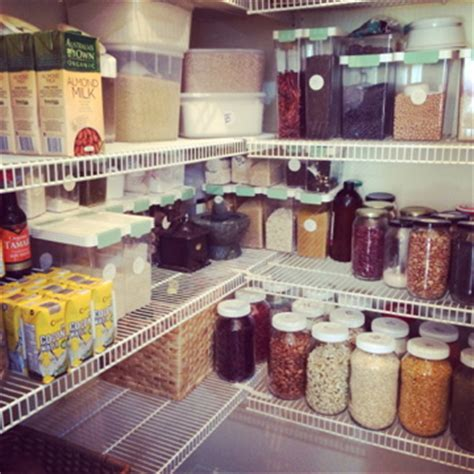 Whole Foods Pantry by Minimalist Monday Organizing Your Pantry Guest Post By
