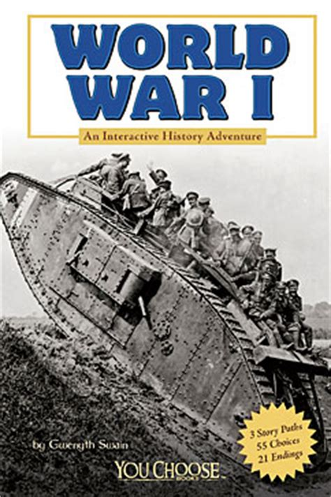 history books about world war i