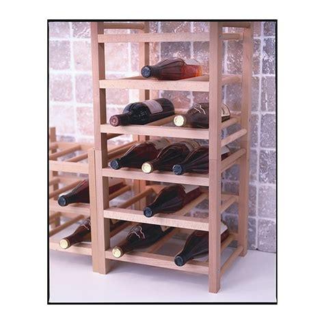 Wine Rack Superstore Hours Hutten 9 Bottle Wine Rack Solid Wood Ikea