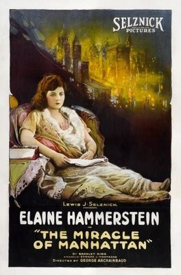 The Miracle Poster The Miracle Of Manhattan Poster 1921 Poster Buy The Miracle Of Manhattan Poster