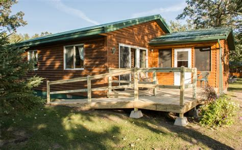 Paw Cabins by Mn Resorts Itasca State Park Park Rapids Mn Paw Resort